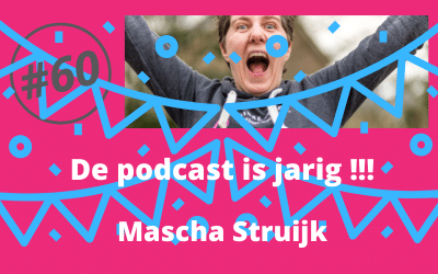 #60 De podcast is jarig!